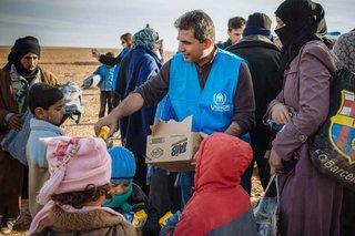 operatore umanitario
